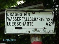 my destination Braggstein