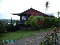 Our bungalow on Waiheke